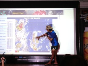 National Weatherman